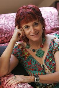 Escritora Rosa Montero