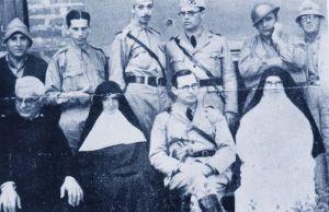 Itapetininga, SP, Corpo Médico embarca para guerra, 1932