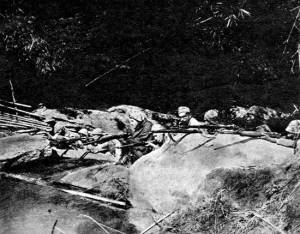 Luta nas trincheiras, Revolução de 1932