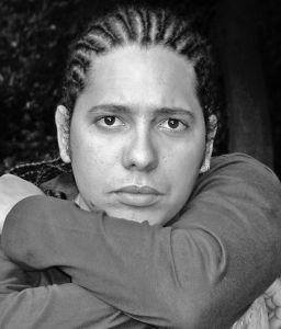 O escritor Ondjaki