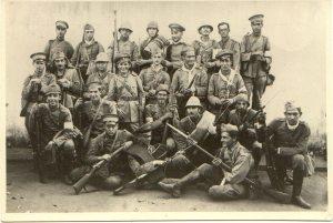 Soldados da Revolução Constitucionalista de 1932, do site da Cl�nica Oftalmol�ca do Hospital das Cl�nicas de São Paulo