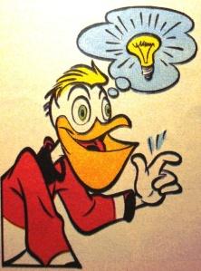 Um idéia brilhante, Walt Disney!