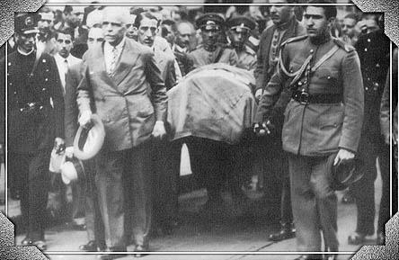 Morre o coronel Júlio Marcondes Salgado.