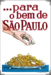 Ouro para o bem de São Paulo