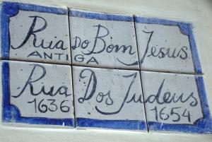Rua do Bom Jesus antiga Rua dos Judeus, Recife, PE