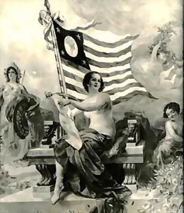 Alegoria para a Revolução de 1932