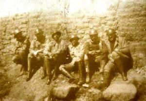 Trincheira de Santos 1932