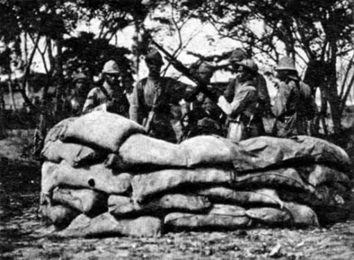 Militares em Santos