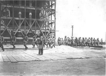 Tropas no Instituto Biológico, Revolução de 1932