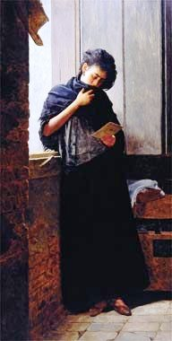 Esposa de pastor lê testemunho