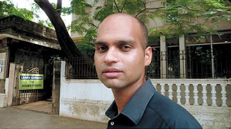 Vencedor do Man Booker, Aravind Adiga