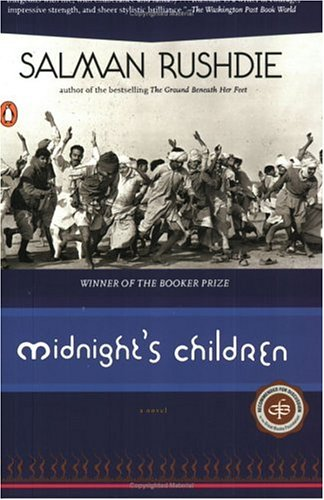 Midnight's Children, de Salman Rushdie, o melhor de todos