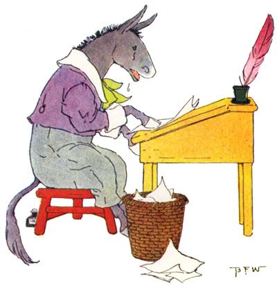 Ilustração de Blanche Wright