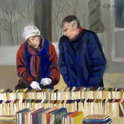 Liquidação de Livros, L C Neil, (Mooresville, North Carolina, EUA)