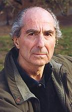 O escritor americano Philip Roth