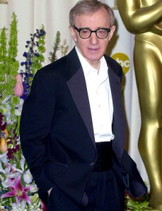 O cineasta Woody Allen