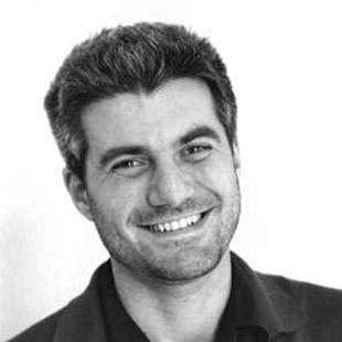 O escritor Laurent Gaudé