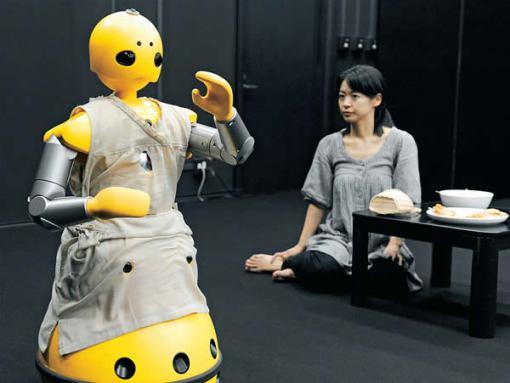 robo-artista-japones