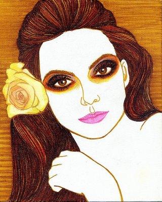 a-rosa-amarela-2008-fernanda-guedes-caneta-tela-20x25