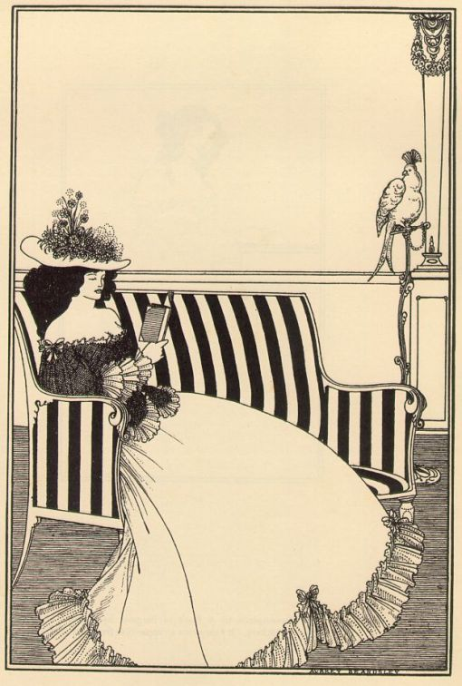 aubrey-beardsley_cover-design-for-smithers-catalog-of-rare-books-1896