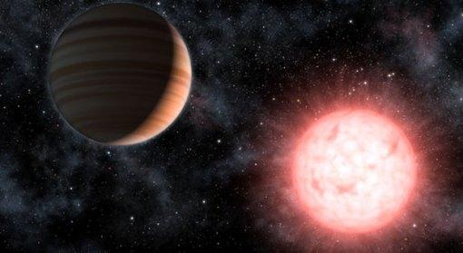 novo planeta de gases 6 x maior que jupiter