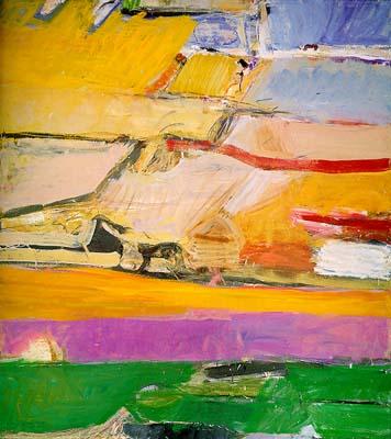 richard Diebenkorn Berkeley n 52, 1955, ost