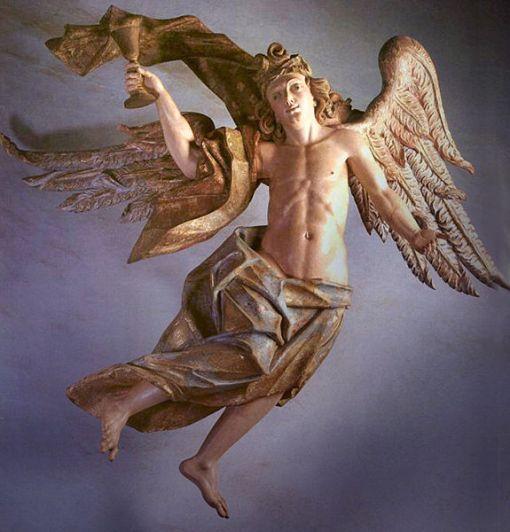 Aleijadinho-Anjo do Getsêmani, Santuário do Bom Jesus de Matosinhos