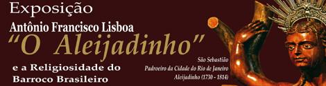 aleijadinho banner