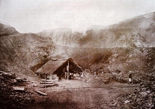 Minas, segundo plano de ataque da mina