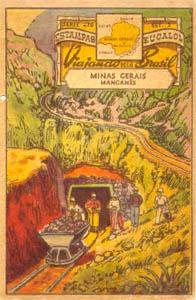 minasgerais, mineraçãodomanganês,eucalol