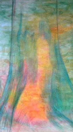 o_jequitiba, oleo sobre telam 80 x 120 cm