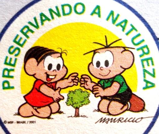 preservando a natureza