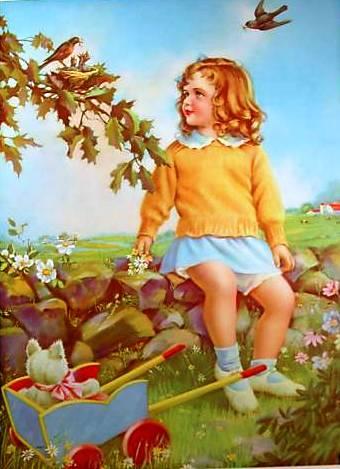 primavera Mabel Rollins Harris