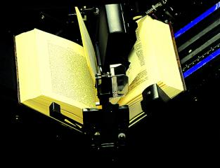 Robo batizado de Maria Bonita, lê 2.400 páginas por hora