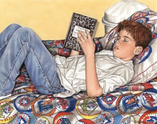 lendo na cama 9
