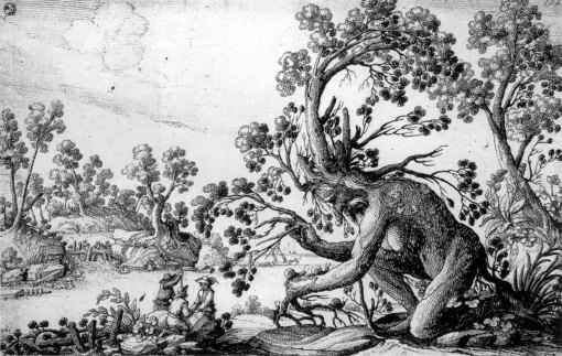 Pietro Ciafferi ( Itália, 1600-1654)