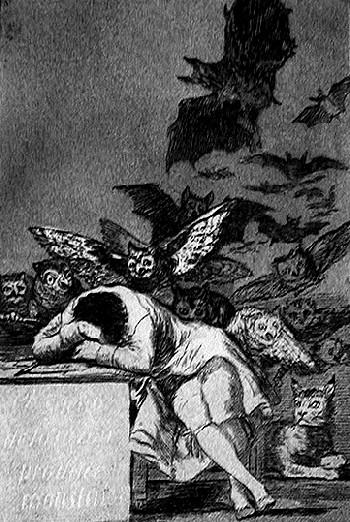 Goya,osonodarazaoproduzmonstros