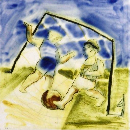 Alfredo volpi arte brasileira nossa homenagem copa do mundo peregrinacultural 39 s weblog - Pintura sobre azulejo ...