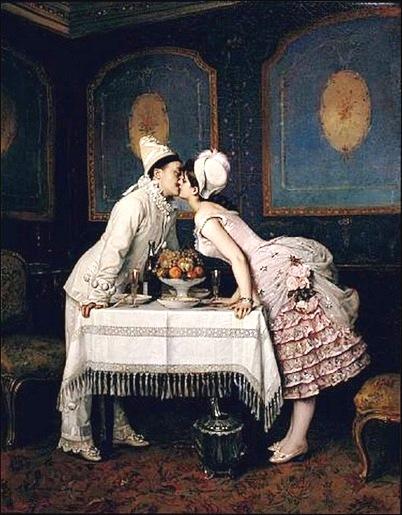 baiser vole
