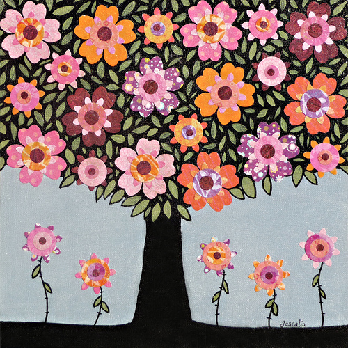 flores jardim primavera:primavera — flores