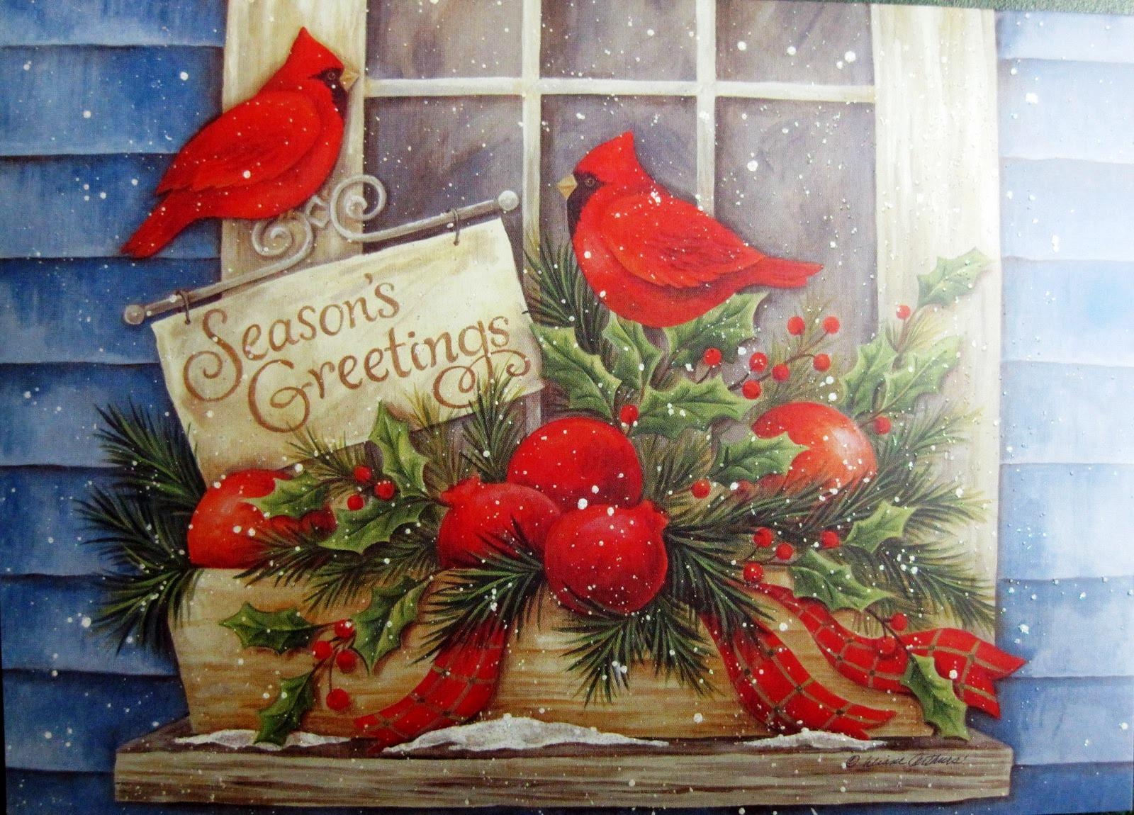 Christmas Card Christmas Tree Craft