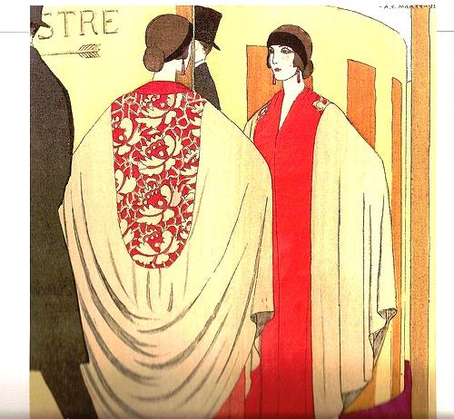 Espelho, 1922, Andre Edouard Marty