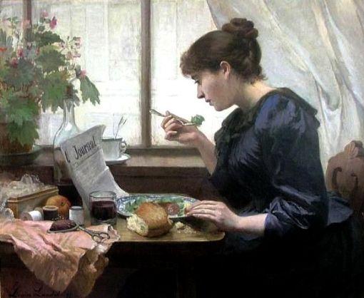 Louise Amelie Landre  (França, 1852 - )