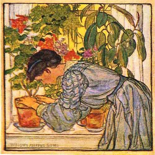 plantas, elizabeth shippen green