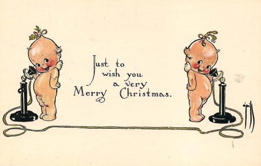 telefone Christmas Eve 001