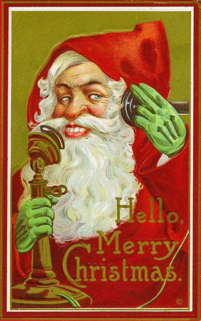 TELEFONE ppapai noel no telefone -1914