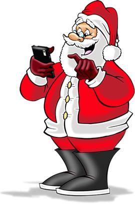 TELEFONE santa