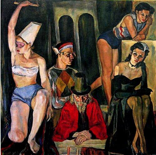 João Fahrion-bastidores,1951, ost