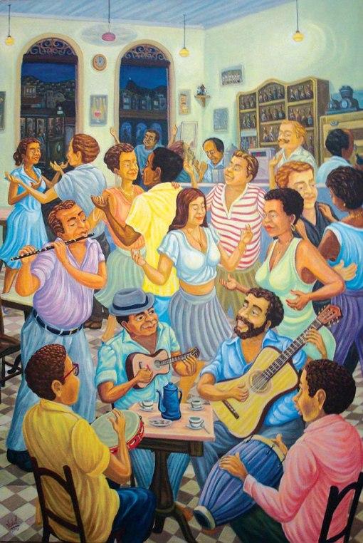 VIDAL,Sérgio,Café carioca,2008,ast,120 x 80