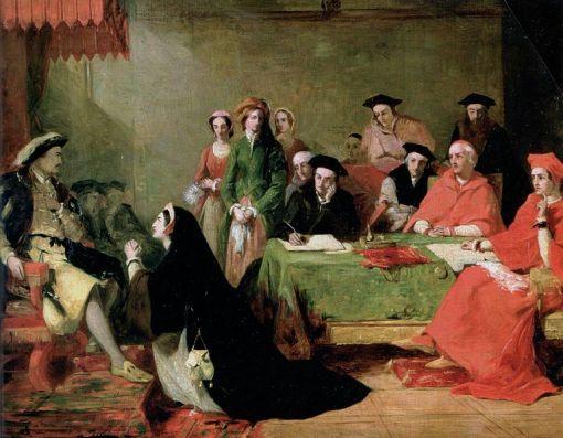 769px-Catherine_Aragon_Henri_VIII_by_Henry_Nelson_ONeil